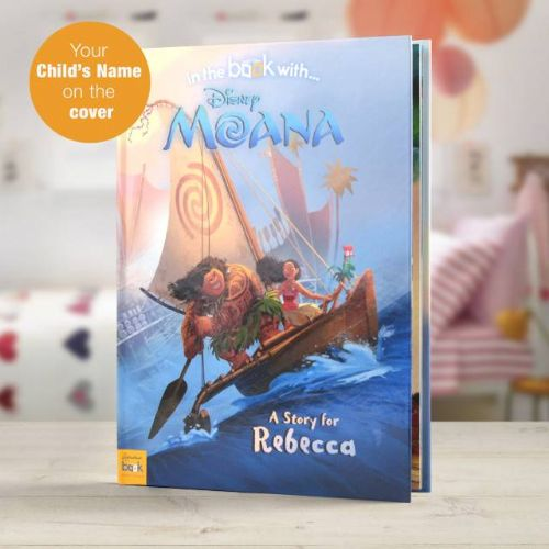 Disney Moana Story Book